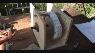 getlinkyoutube.com-Green Motor Project Video 1 Truth About The Perendev Magnet Motor