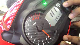Setting Hi Buddy Humanic Speedometer Yamaha MX King 150