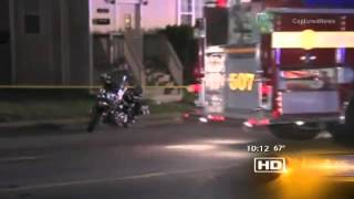 getlinkyoutube.com-Cop Hits Little Girl With Motorcycle Then Shoots and Kills Angry Dad