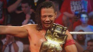 getlinkyoutube.com-Relive the war between Shinsuke Nakamura and Samoa Joe: WWE NXT, Aug. 24, 2016