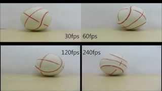 getlinkyoutube.com-Canon PowerShot SX280HSでのハイスピード(スーパースロー)撮影比較