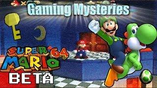 getlinkyoutube.com-Gaming Mysteries: Super Mario 64 Beta Redux (N64)