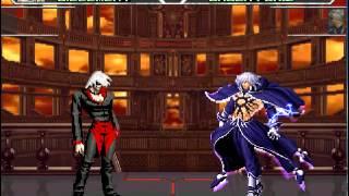 getlinkyoutube.com-FINAL IGNIZ &OROCHI IGNIZ VS NEO ELEMENT & FINAL ELEMENT ( MUGEN Golden Generation)
