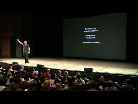 Rob Bell - Beginning in the Beginning - Poets/Prophets/Preachers