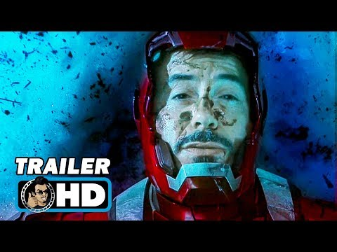 Iron Man 3 - Official Trailer (HD) -2CzoSeClcw0