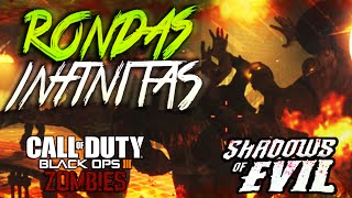 "getlinkyoutube.com-!! SUPER TRUCO !! Black Ops 3 Zombies ""RONDAS INFINITAS"" en Shadows of EVIL - SpainFury"