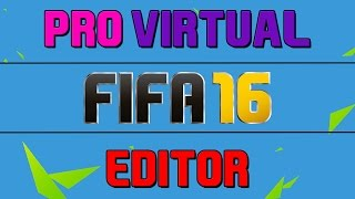 getlinkyoutube.com-FIFA 16 Pro Virtual Editor | Xbox 360 Tutorial | Estadísticas de Jugador (Carrera)