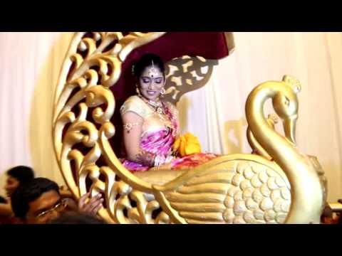 Malaysian Indian wedding ceremony of Prashan & Gurinder