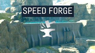 getlinkyoutube.com-Water Dam | Halo 5 Speed Forging | Time Lapse