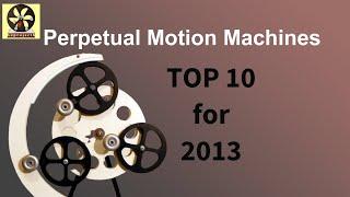 getlinkyoutube.com-Top 10 Perpetual Motion Machines for 2013