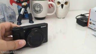 getlinkyoutube.com-Review of the Sony DSC-HX90V Cyber-shot camera