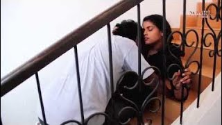 Boys Try To Forced A Collage Girl For Romance in Appartment Latest Video 2015