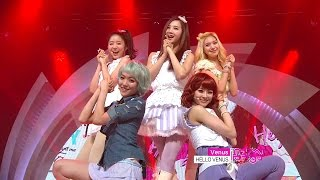 getlinkyoutube.com-【TVPP】Hello Venus - Venus, 헬로비너스 - 비너스 @ Show Music Core Live