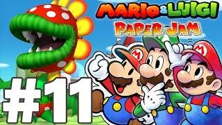 getlinkyoutube.com-MARIO & LUIGI PAPER JAM BROS Episode 11 FR Nintendo 3DS & 2DS