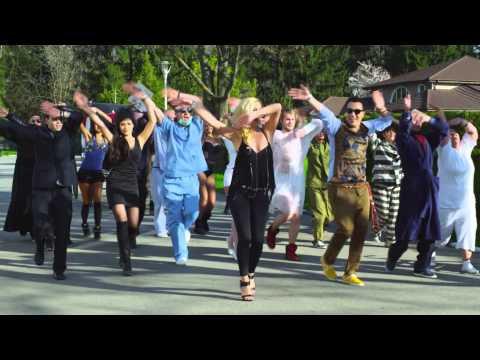ZALELE 2013 HIT (KUERTY UYOP RMX) - BALLO DI GRUPPO - DANCE - CLAUDIA & ASU feat. KUERTY UYOP