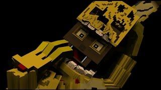 getlinkyoutube.com-Minecraft PS4 - Five Nights at Freddy's 3 - SURVIVAL ( FNAF 3 Custom Map on Minecraft PS3, PS4 )