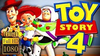 🎥 TOY STORY 4 (2019)   Full Movie Trailer in Full HD   1080p