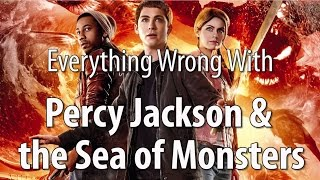 getlinkyoutube.com-Everything Wrong With Percy Jackson & The Sea Of Monsters