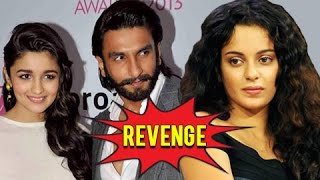 getlinkyoutube.com-Kangana Ranaut REVENGE On Alia Bhatt - Ranveer Singh Comments On Koffee With Karan