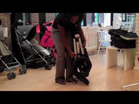 Demo of Baby Jogger City Select Stroller
