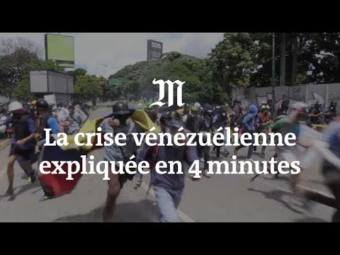 Enjeu : La crise au Venezuela