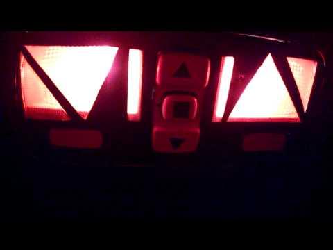 Hyundai Tucson (Хулиган) Подсветка салона..