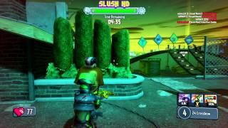 getlinkyoutube.com-Plants vs. Zombies: Garden Warfare: Super Commando Gameplay