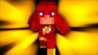 getlinkyoutube.com-⚡ Become THE FLASH in Minecraft ⚡