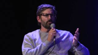 getlinkyoutube.com-Richard Herring's Leicester Square Theatre Podcast with Louis Theroux #69