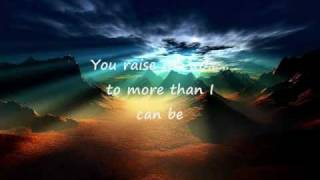 getlinkyoutube.com-You Raise Me Up (with lyrics) - Selah