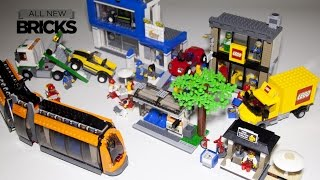 getlinkyoutube.com-Lego City 60097 City Square Speed Build