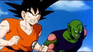 getlinkyoutube.com-Goku, Piccolo and Gohan vs. Raditz Abridged Version