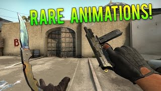 getlinkyoutube.com-CS GO - Alternate & Rare Weapon Animations
