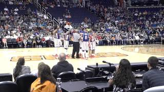 getlinkyoutube.com-2015 Harlem Globetrotters game Arizona part 1