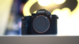 Sony a7S Mark II مراجعة كاميرة الإحترافية