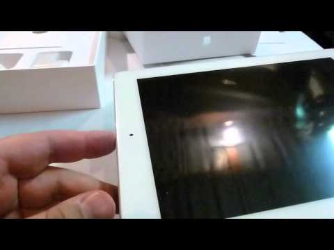 iPad 2012 Unboxing! - The New iPad (iPad 3)