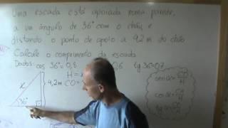 getlinkyoutube.com-Trigonometria escada encostada na parede