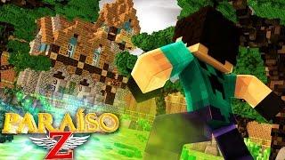 getlinkyoutube.com-Minecraft : A CASA MISTERIOSA DE DORÃN !!! #02 (MINECRAFT PARAISO Z )
