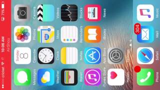 getlinkyoutube.com-How to get paid apps for free iOS 9.3.1 2016