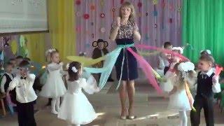 getlinkyoutube.com-Танец Радуга (младшая группа)