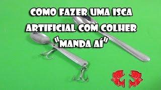 getlinkyoutube.com-Isca Feita Com Colher -  Manda Aí!!![Dicas e Pescas]