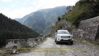 getlinkyoutube.com-Hyundai Creta Great India Drive- Part 1