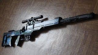 getlinkyoutube.com-Lego sniper rifle (+instructions)