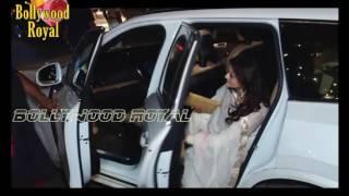 getlinkyoutube.com-Aishwarya Rai & Amitabh Bachchan Host Grand Diwali Bash 2016 With Bollywood Celebs 6