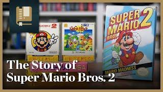 The Story of Super Mario Bros. 2 - Gaming Historian