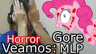 getlinkyoutube.com-Veamos Horror MLP Gore: Smile HD y Cupcakes