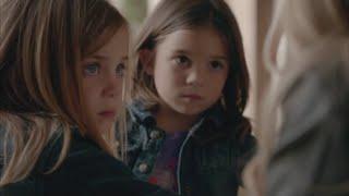 getlinkyoutube.com-The Vampire Diaries: 7x22 - Josie and Lizz unlock The Armory and hug Alaric and Caroline [HD]
