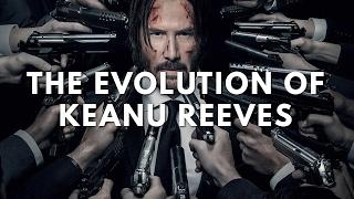 getlinkyoutube.com-The Evolution Of Keanu Reeves In Movies