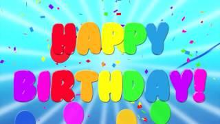 getlinkyoutube.com-Happy Birthday Reuben