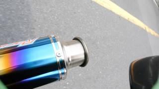 getlinkyoutube.com-CBR250RR Motogearスリップオン 走行時の排気音